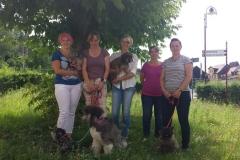 Zahnreinigungskurse am Hund mit Emmi-Pet im Hundesalon Anke Schäfer in Stadtroda/Thüringen