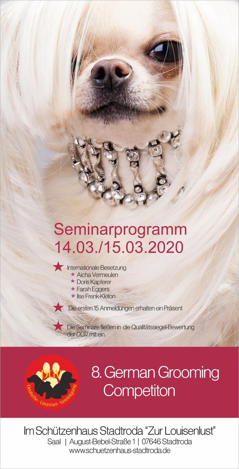 8. GGC - Seminar-Programm Flyer 1