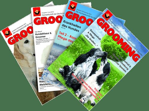 """Fachzeitschrift """"Grooming"""""""